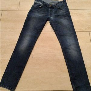 Men's Strellson dark wash jeans